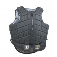 Champion Adult's Titanium Ti22 Body Protector (Black)