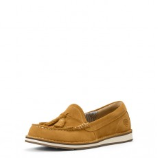 Ariat Women's Tassel Cruiser Shoe (Butterscotch)