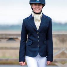 Mark Todd Junior Elite Show Jacket (Navy)