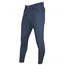 Mark Todd Boy's Latigo Breeches (Navy)