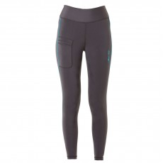 Mark Todd Women's Winter Riding Leggings (Navy)