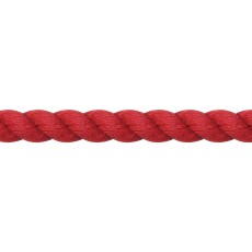 JHL Super Cotton Lead Rope (Red)