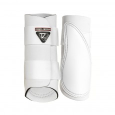 Equilibrium New Tri-Zone Brushing Boots (White)