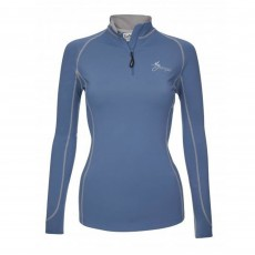 LeMieux Women's Base Layer (Ice Blue)
