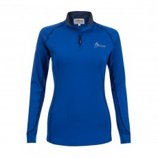 LeMieux Women's Base Layer (Benetton Blue)