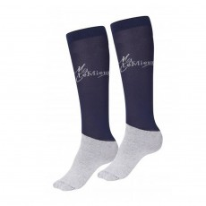 LeMieux Competition Socks (Navy)