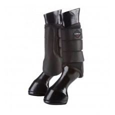 LeMieux Mesh Brushing Boot (Black)