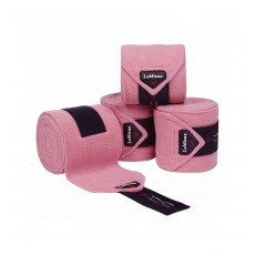 LeMieux Polo Bandages (Pink Blush)