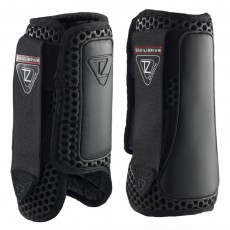Equilibrium Tri-Zone Impact Sports Boots (Black)