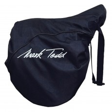Mark Todd Pro Padded Saddle Bag (Navy/Chocolate)