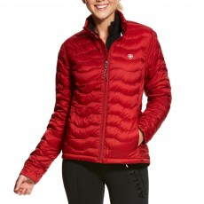 Ariat Women's Ideal 3.0 Down Jacket (Laylow Red)