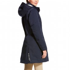 Ariat Women's Madden H2O Parka (Navy Heather)