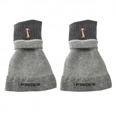 Incrediwear Equine Circulation Hoof Socks (Grey)