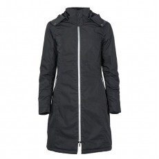 Mark Todd Women's Long Waterproof Performance Coat (Black)