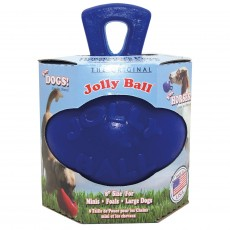 Jolly Pets Dual Jolly Ball 8'' (Blue)