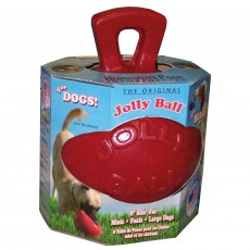 Jolly Pets Dual Jolly Ball 8'' (Red)