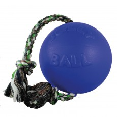 Jolly Pets Romp-N-Roll Jolly Ball (Blue)