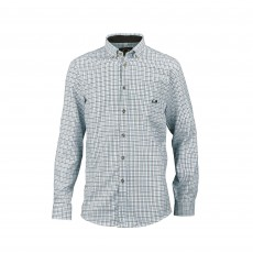 Baleno Men's Berkley Shirt (Blue Check)