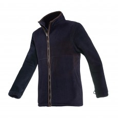 Baleno Men's Henry Fleece Jacket (Navy)