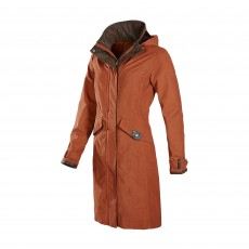 Baleno Women's Chelsea Jacket (Terracotta)