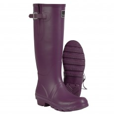 Toggi Wanderer Classic Plus Welly (Matt Purple)