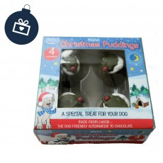 Hatchwells Dog Mini Christmas Pudding