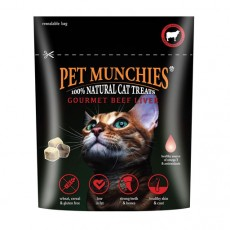 Pet Munchies Treats For Cats (Gormet Beef Liver)