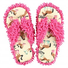 LazyOne Booty Sleep Spa Slippers (Multicoloured)