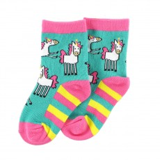 LazyOne Infant Socks (Unicorn)