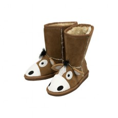 LazyOne Kids Toasty Toez Slippers (Horse)