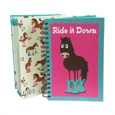 LazyOne Notebook (Ride It Down)