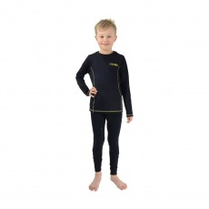 Little Rider Lancelot Base Layer by Little Knight  (Navy/Yellow)