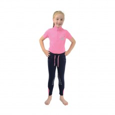 Little Rider Show Pony Love Show Shirt  (Rose Pink)