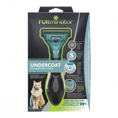 Furminator Undercoat Deshedding Tool (Long Hair Cat)