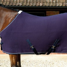 Mark Todd Coolex Cooler Rug (Navy/Silver)