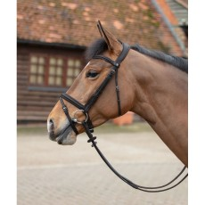 Mark Todd Leonidas Flash Bridle (Black)