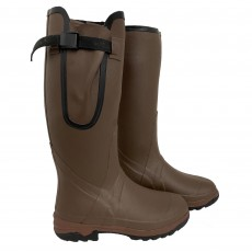 Mark Todd Wellington Boots (Brown)