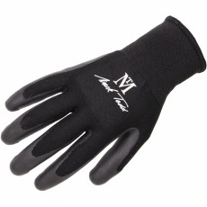Mark Todd Adults Summer Yard Gloves (Black)