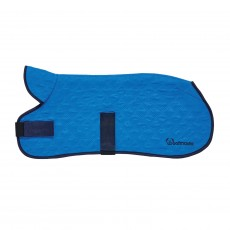 Woofmasta Cooling Dog Coat (Blue)