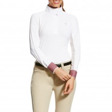 Ariat (Sample) Women's Marquis Show Top (White)