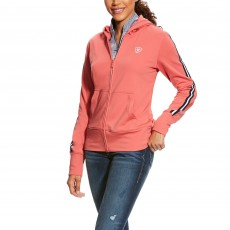Ariat (Sample) Women's Milton Hoodie (Frayed Red)