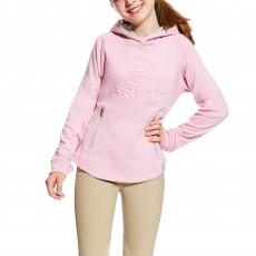 Ariat (Sample) Girl's 3D Hoodie (Lilac Pearl)