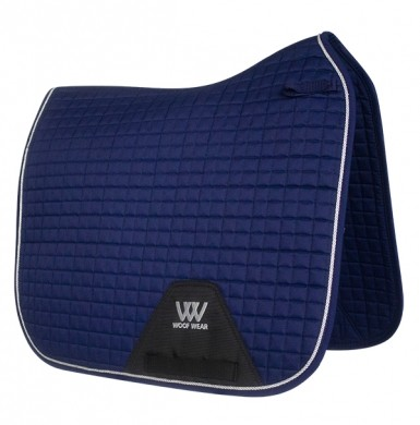 Woof Wear Dressage Saddle Cloth Colour Fusion (Navy)