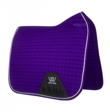 Woof Wear Dressage Saddle Cloth Colour Fusion (Ultra Violet)