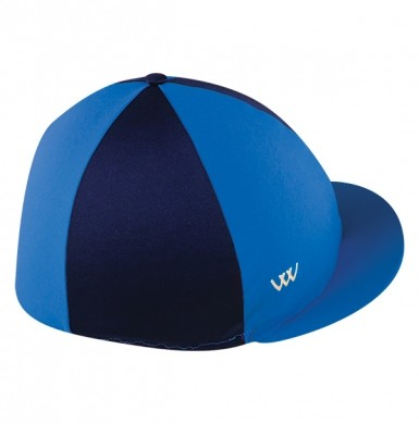 Woof Wear Hat Cover (Electric Blue/Navy)