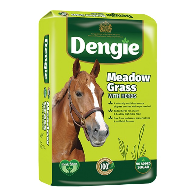 Dengie Meadow Grass with Herbs (15kg)