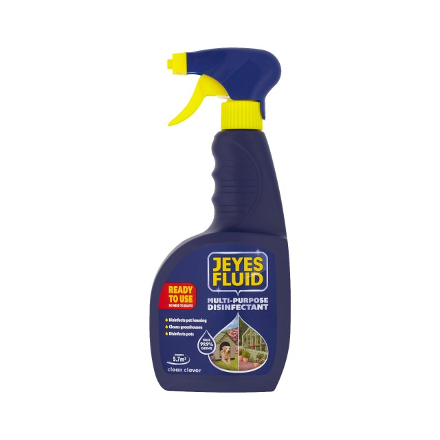Jeyes Fluid Multi-Purpose Disinfectant (750ml Spray)