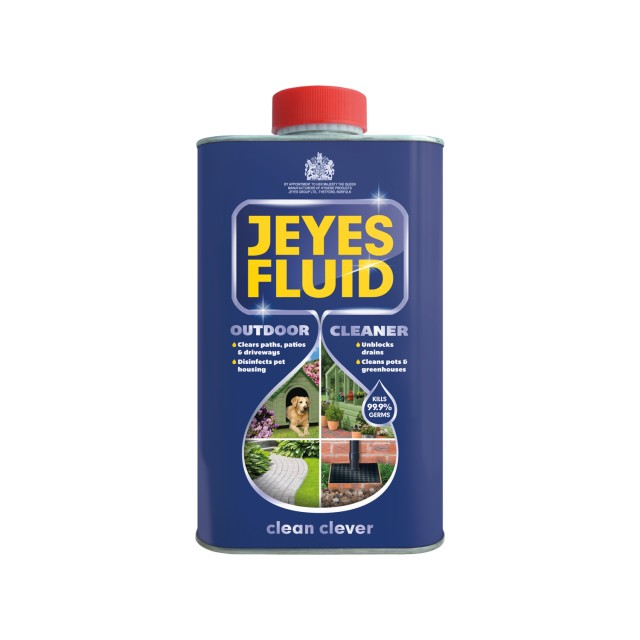 Jeyes Fluid Outdoor Cleaner & Disinfectant (300ml)
