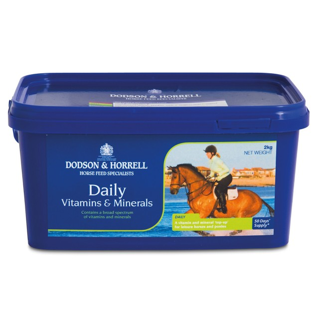 Dodson and Horrell Daily Vitamiins and Minerals