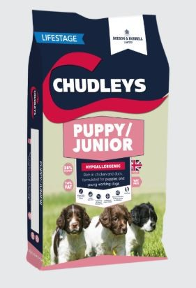 Chudleys Puppy / Junior (12kg)